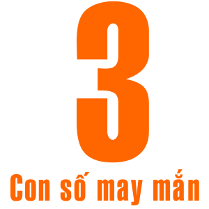 Ý nghĩa Số 3 - Con số may mắn của bạn
