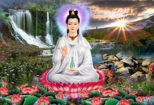 Giải mã giấc mơ thấy Phật Bà Quan Âm